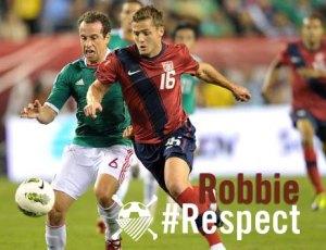 robbie respect